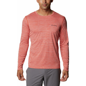 Columbia Zero Rules T-shirt à manches longues Homme, bonfire heather